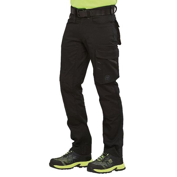 MWW100001 Macseis® Proneon Arbeitshose schwarz