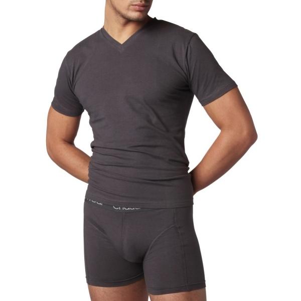 722 Chaud Devant® Unterhemd Grey