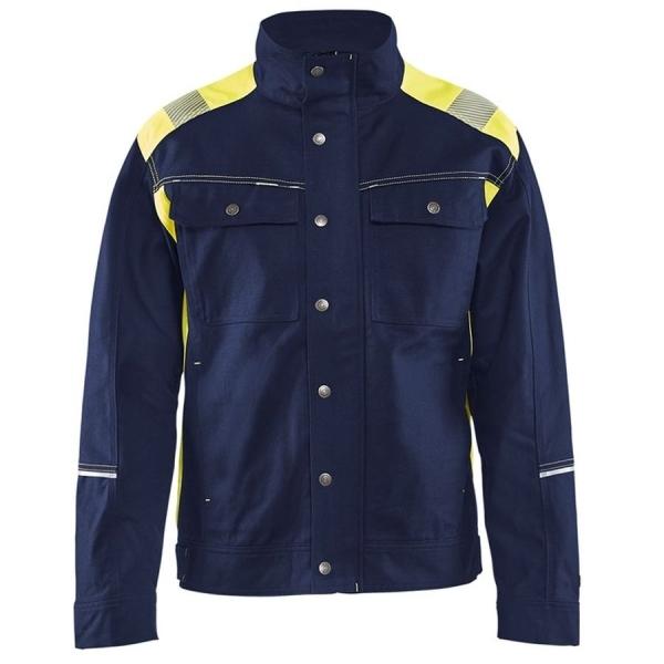 4095 Blakläder® Handwerker Arbeitsjacke Baumwolle
