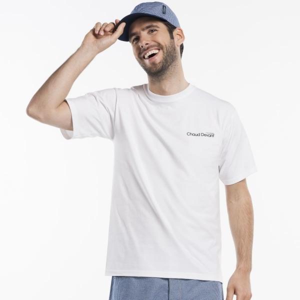 712 Chaud Devant® T-Shirt White