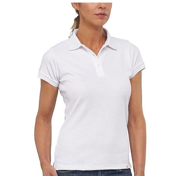 MS4002 Macseis® Flash Damen Poloshirt weiss