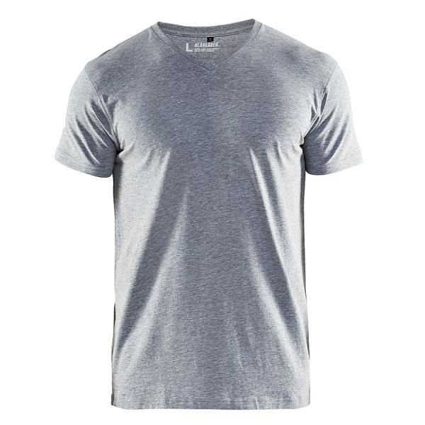 3360 Blakläder® T-Shirt Stretch mit V-Ausschnitt