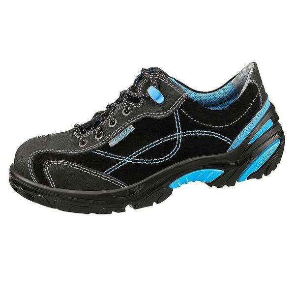 Abeba® Crawler Sicherheitsschuh 4621 S2 Schw./blau