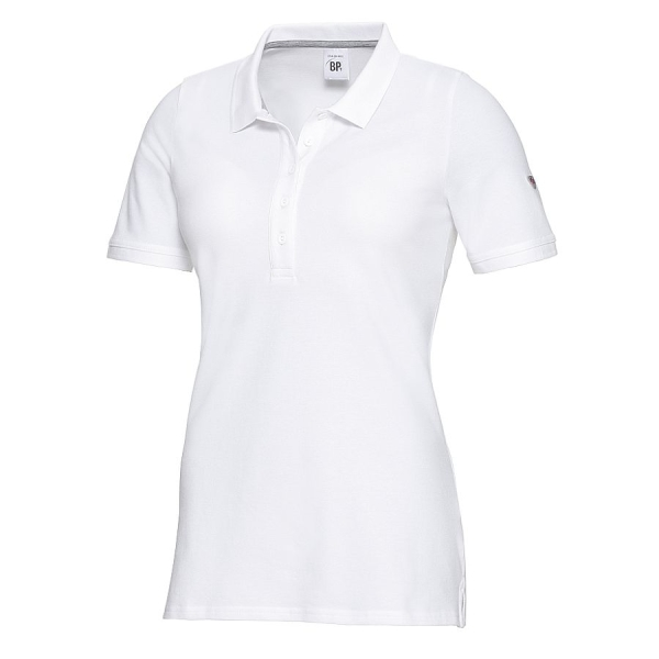 1716 BP Damen Poloshirt Baumwoll-Stretch