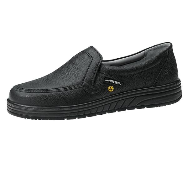 Abeba® ESD Slipper 32710 O1 schwarz