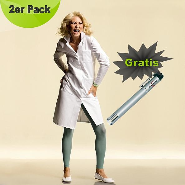 1699 Mantel Comfortec® 2er Pack mit *Gratis* Lampe