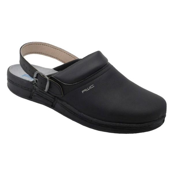 19000 AWC Classic Air Sandale schwarz