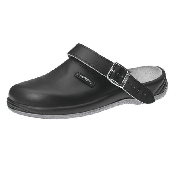 Abeba Clog 8210 OB schwarz