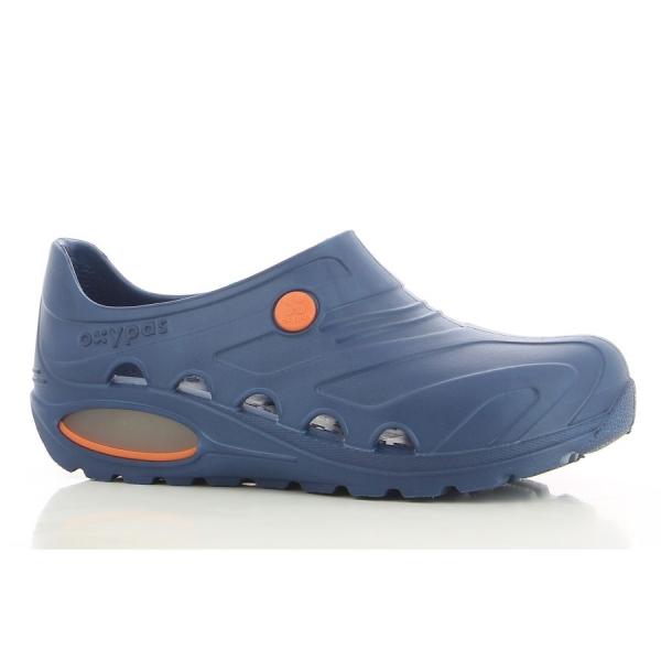OXYPAS Sneaker Oxyva dunkelblau EN 20347 SRC