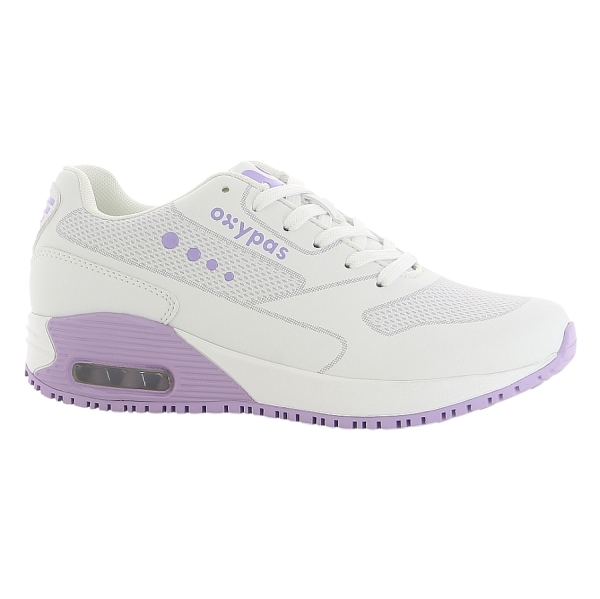 OXYPAS Sneaker Ela violett EN 20347 SRC ESD