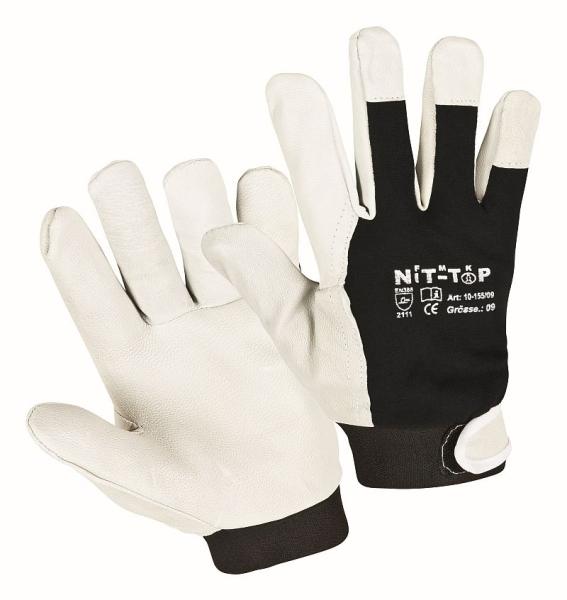 NiT-ToP Nappaleder Handschuh