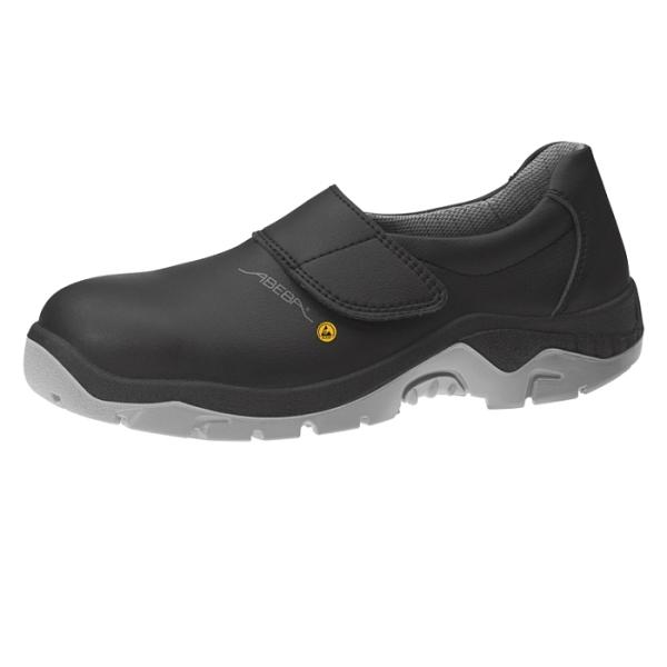 Abeba® ESD Sicherheitsschuh 32135 S2 schwarz