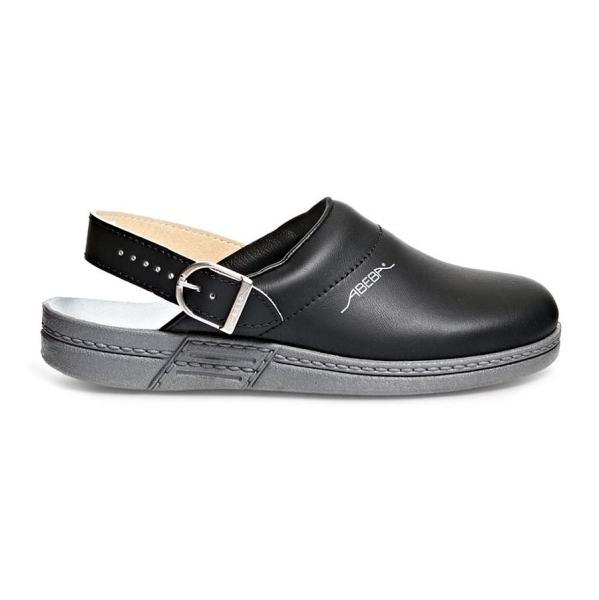 Abeba Clog 7031 OB schwarz