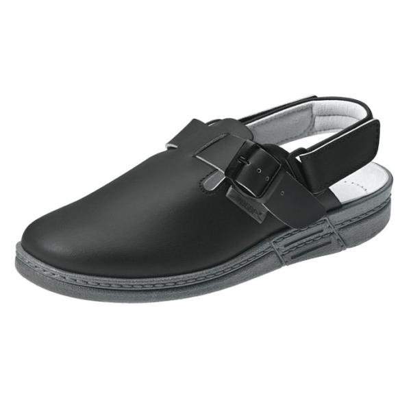 Abeba Clog 7209 OB schwarz