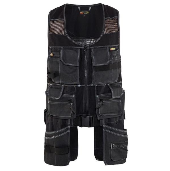 3119 Blakläder® Handwerker Weste Baumwolle X1900