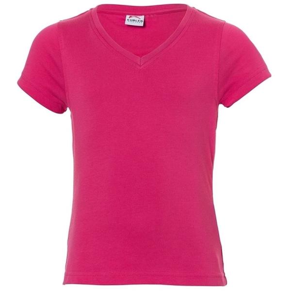 5225 Kübler KIDZ Mädchen T-Shirt Mischgewebe