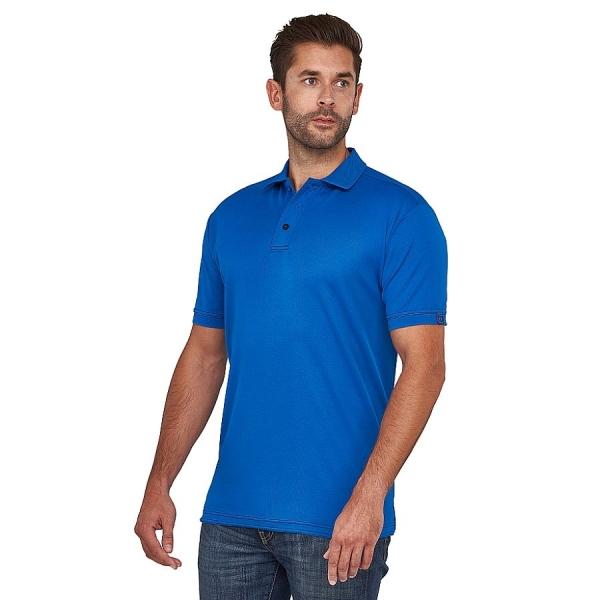 MWW400013 Macseis® Signature Poloshirt blue/black