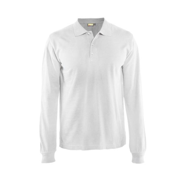 3388 Blakläder® Langarm-Poloshirt Mischgewebe