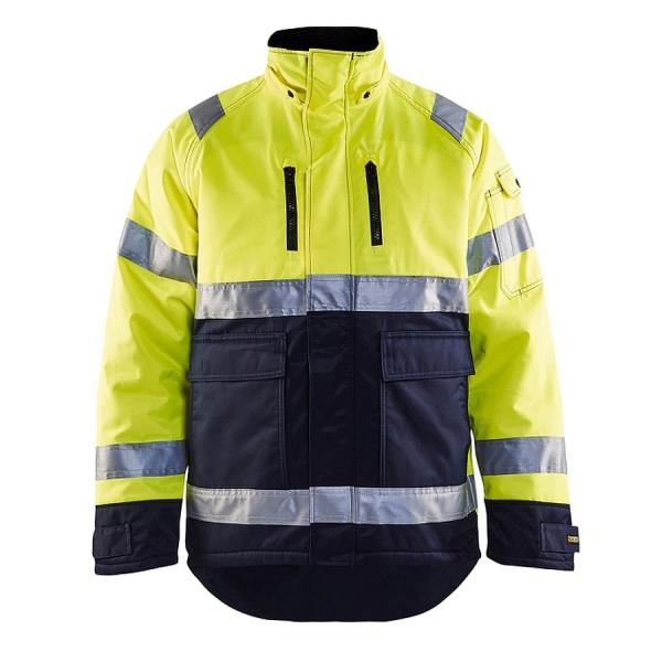 4828 Blakläder® Winterjacke warnschutz