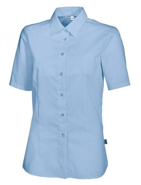 1562 BP Damenbluse kurzarm Comfortec® Stretch