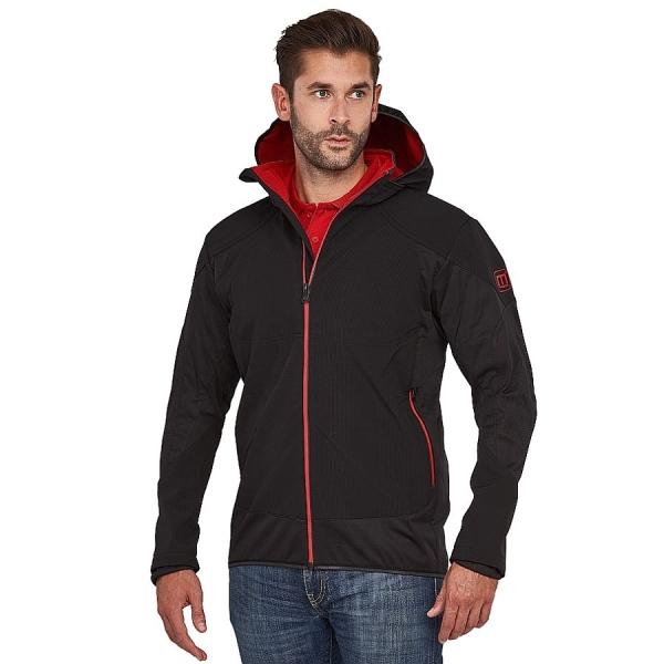 MS40007 Macseis® Venture Softshell Jacke schwarz