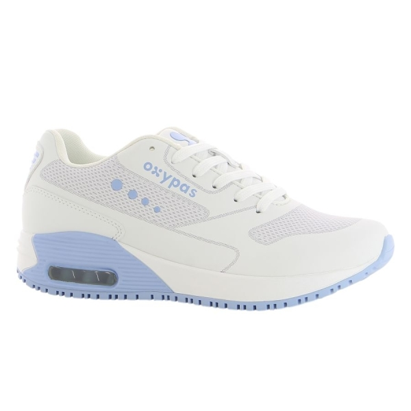 OXYPAS Sneaker Ela hellblau EN 20347 SRC ESD