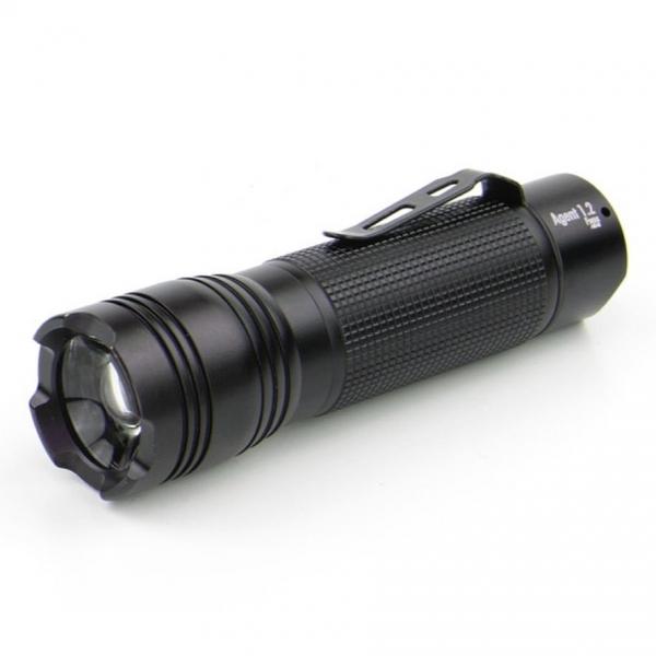 Ansmann LED Taschenlampe Agent 1.2F fokusierbar