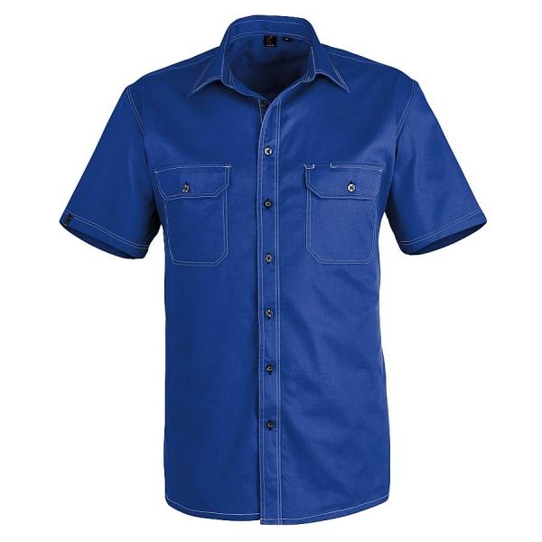 7506 Kübler Shirt-Dress Hemd Mischgewebe