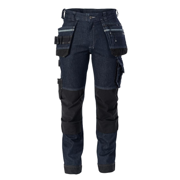 DASSY® Jeanshose Melbourne Stretch Holstertaschen