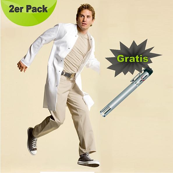 1626 Mantel Comfortec® 2er Pack mit *Gratis* Lampe