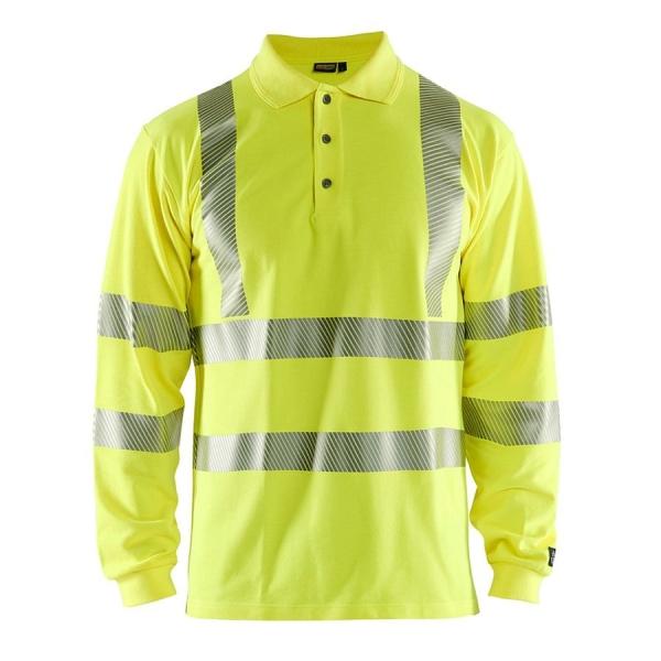 3439 Blakläder® Multinorm langarm Polo Hemd