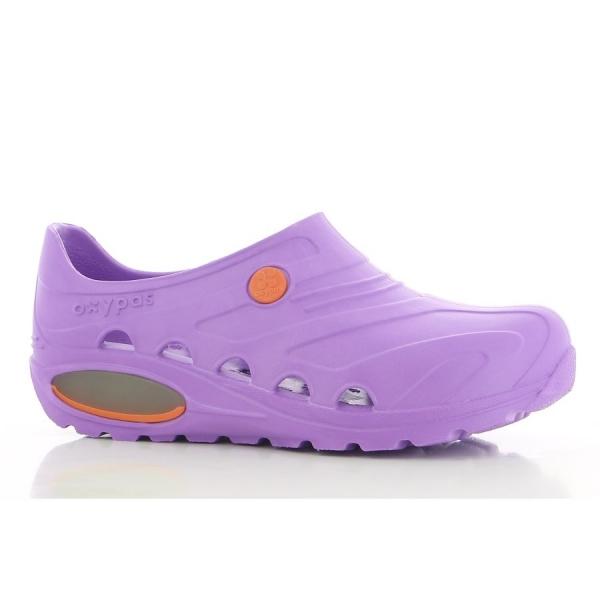 OXYPAS Sneaker Oxyva violett EN 20347 SRC