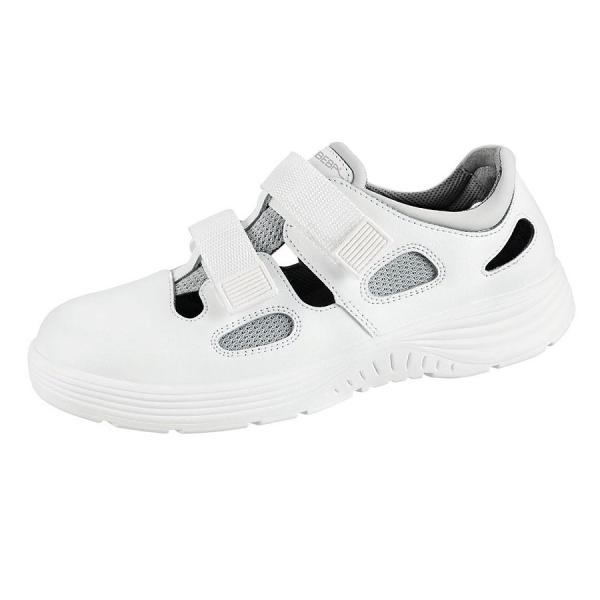 711031 Abeba® X-LIGHT Sandale S1 weiss