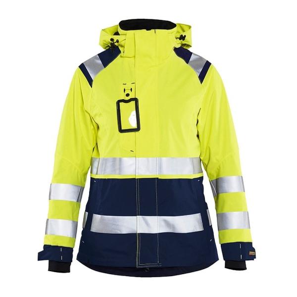 4904 Blakläder® Damen Softshell Jacke Warnschutz