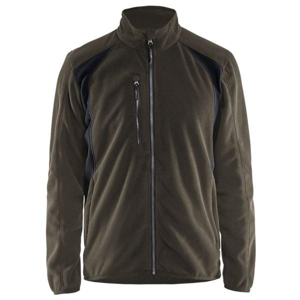 4730 Blakläder® Fleece Jacke