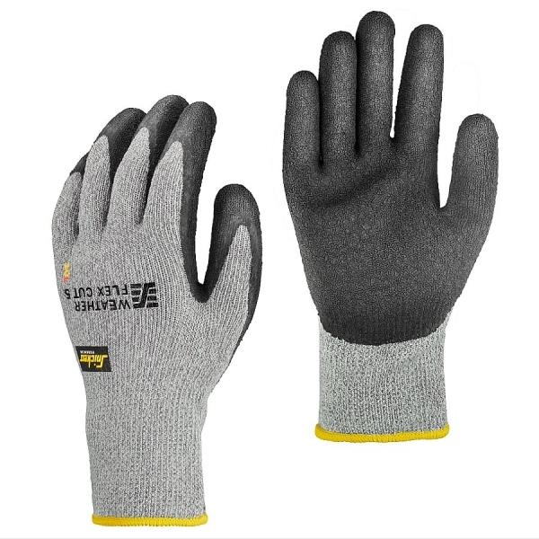 9317 Snickers Wetter Handschuh Flex Cut 5