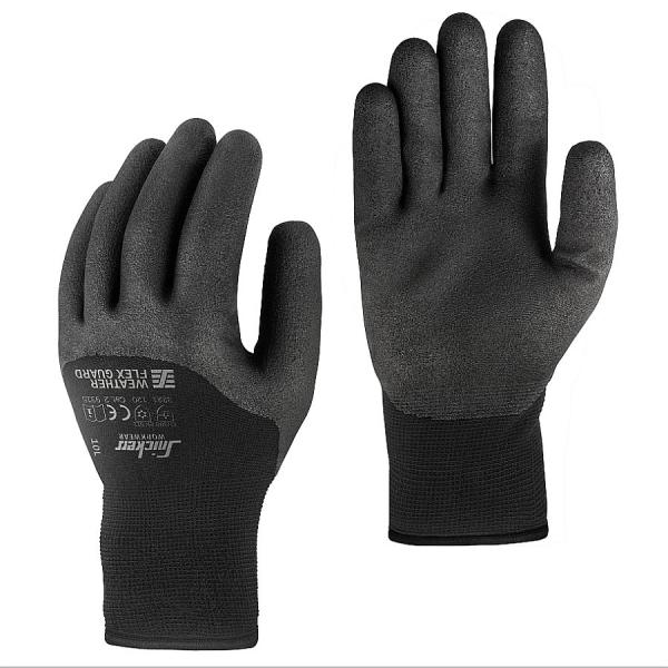 9325 Snickers Wetter Handschuh Flex Guard
