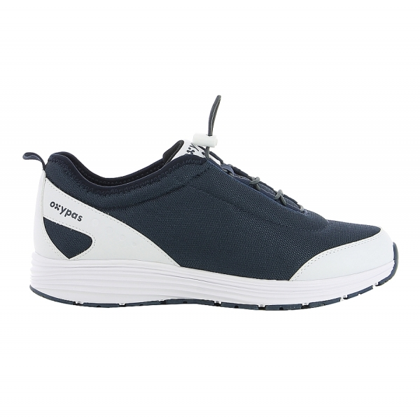 OXYPAS Sneaker James navy EN 20347 SRA