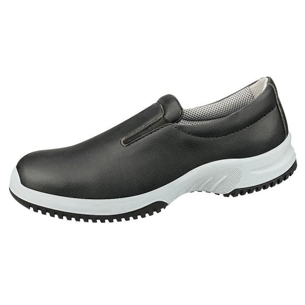 Abeba® uni6 Slipper 6741 O2 schwarz