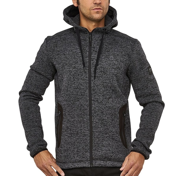 MS26003 Macseis® Riptide Strickfleece black/grey