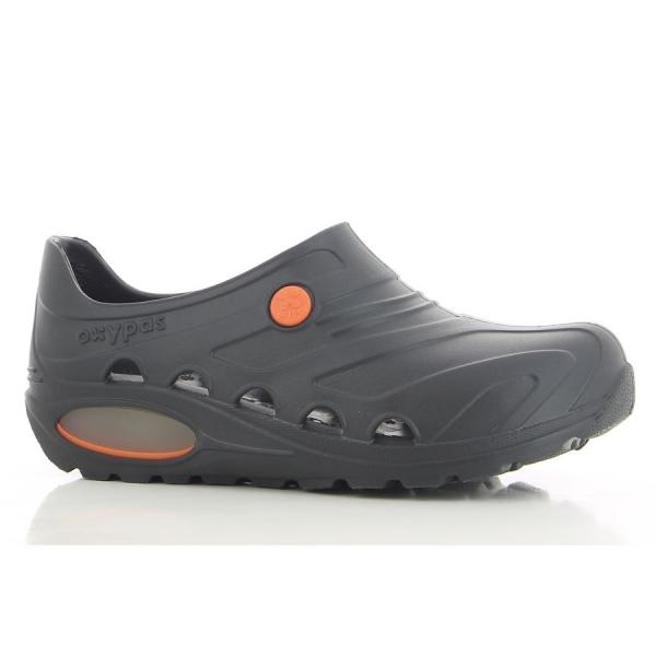 OXYPAS Sneaker Oxyva schwarz EN 20347 SRC