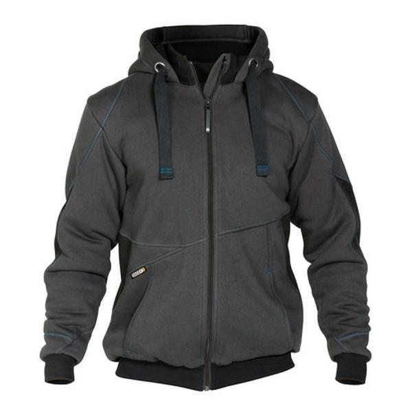 DASSY® D-FX Kapuzen Sweatshirt Pulse 290 g/m²