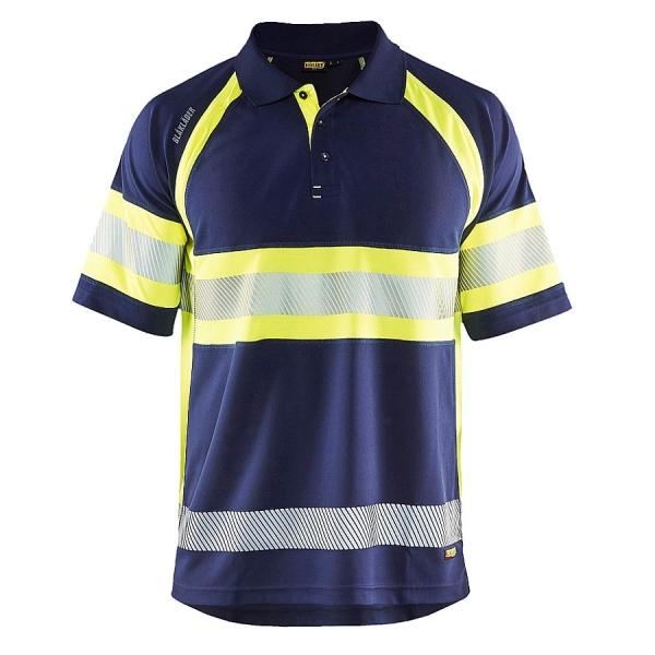 3338 Blakläder® Polo Shirt High-Vis