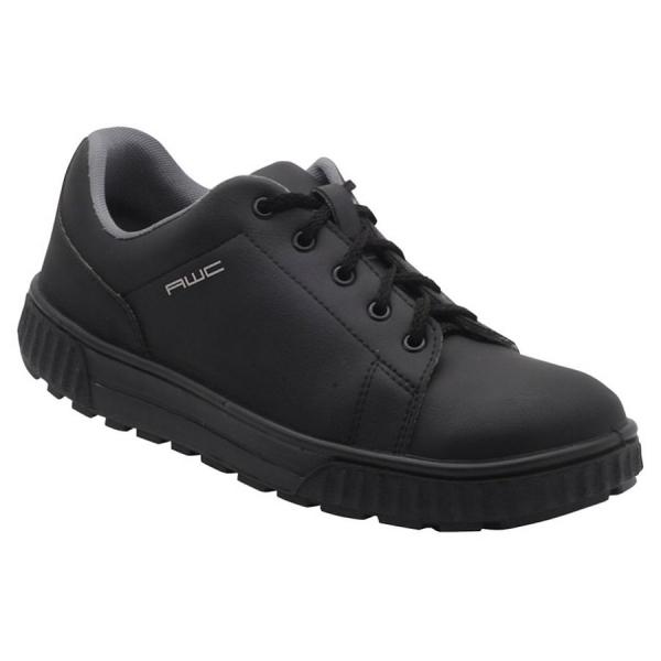 15350 AWC Berufsschuh SRC Sneaker TYP III schwarz