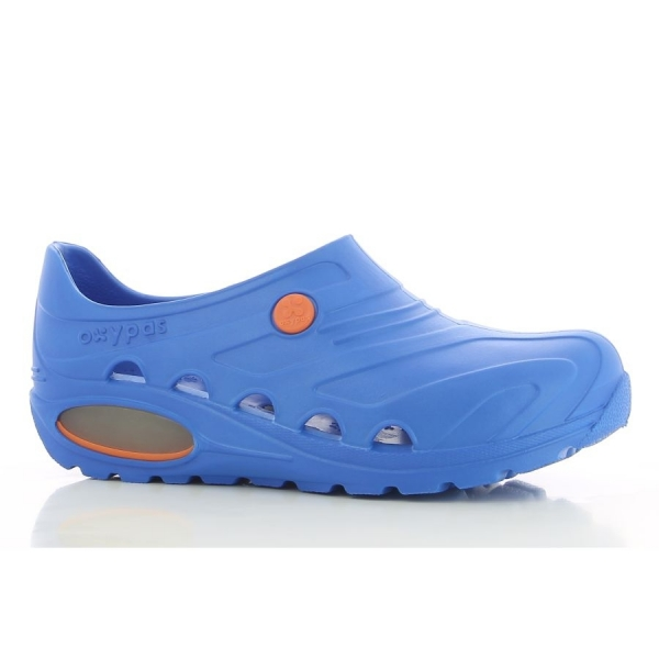 OXYPAS Sneaker Oxyva blau EN 20347 SRC