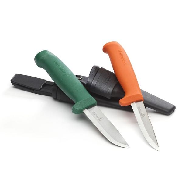381020 Hultafors Doppelholster mit HVK & GK Messer