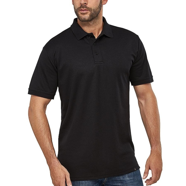 MS3001 Macseis® Flash Poloshirt schwarz