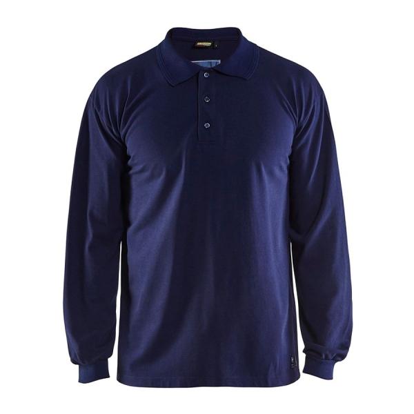 3374 Blakläder® Langarm-Poloshirt Flammschutz