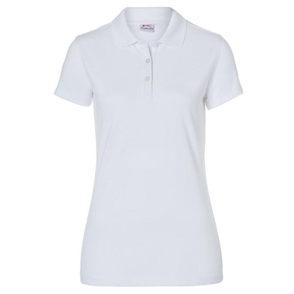 5026 Kübler Damen Poloshirt Mischgewebe