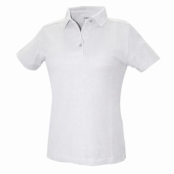 DASSY® Damen Poloshirt Leon Women 100% Baumwolle